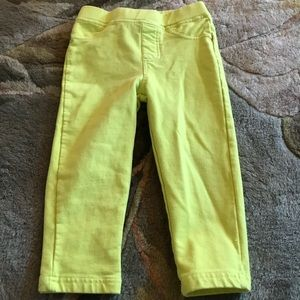 Other - Girls neon pants